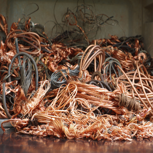 Non-Ferrous Metals do not contain Iron, this can be electric wiring, electric motors, yellow and red brass, transformers, extension cords, ferrous metals contain iron such as stainless steel, radiators, pool siding and Monel. Call for Current Scrap Metal Prices